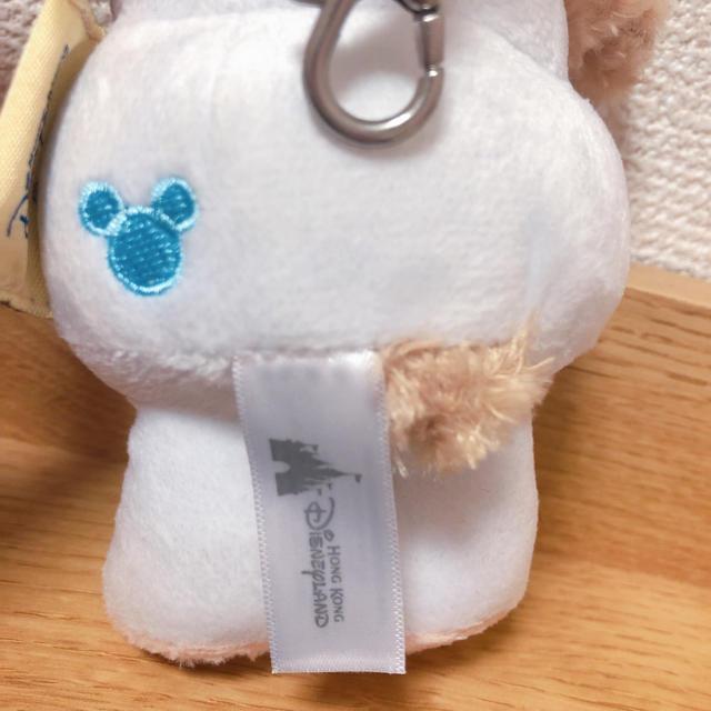 Disney(ディズニー)のオラフの着ぐるみを着たダッフィー エンタメ/ホビーのおもちゃ/ぬいぐるみ(ぬいぐるみ)の商品写真