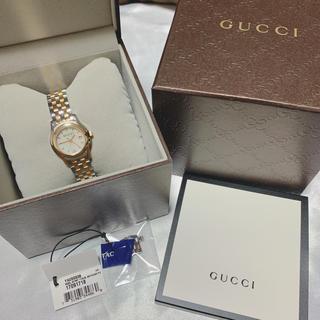 Gucci - 【最終価格】GUCCI/腕時計 レディース/YA055538