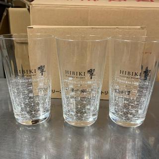サントリー - ウイスキー 響 薄づくり タンブラー 3個セット