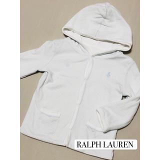 Ralph Lauren - ラルフローレン リバーシブル パーカー 80