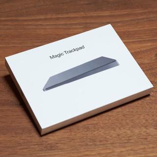 Apple - Apple Magic Trackpad 2 (スペースグレイ)