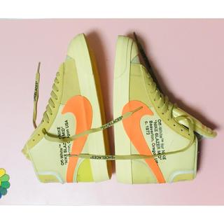 OFF-WHITE - OFF-WHITE The Ten nike 靴