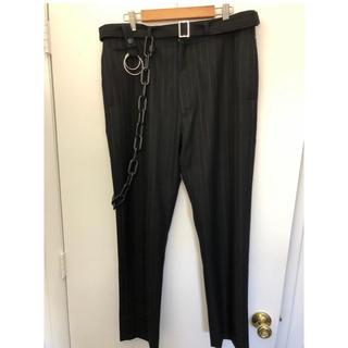 MIHARAYASUHIRO - マホト着用 Mihara yasuhiro chain detail pants