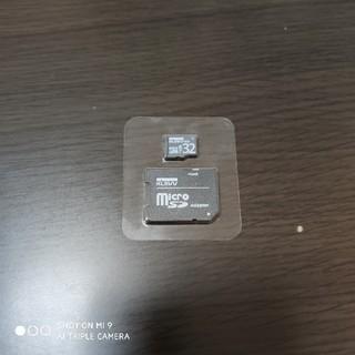 マイクロSD 開封済 未使用品