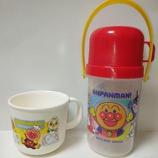 アンパンマン - アンパンマン水筒&コップ