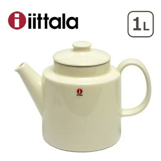iittala - iittala イッタラ TEEMA(ティーマ) ティーポット 1L 蓋付