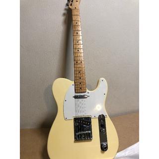 フェンダー(Fender)の【値下げ交渉可】Fender エレキギター+玄+ケース付 (エレキギター)