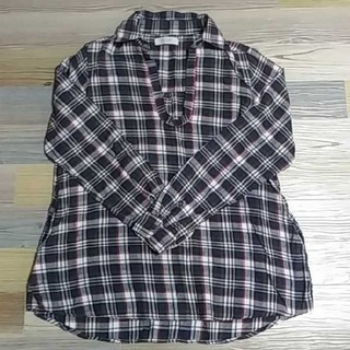 アップタイト(uptight)のUPTIGHTチェックシャツ(シャツ/ブラウス(長袖/七分))