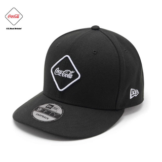 エフシーアールビー(F.C.R.B.)のFCRB NEW ERA COCA-COLA 9FIFTY SNAP soph(キャップ)