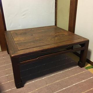 昭和レトロ 座卓 和テーブル(ローテーブル)