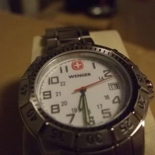 ウェンガー(Wenger)のウェンガー スポーツウォッチ(腕時計(アナログ))