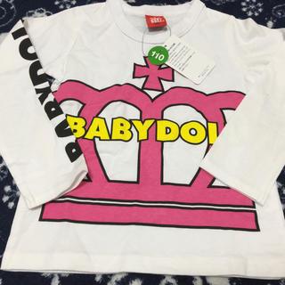 ベビードール(BABYDOLL)の新品♡ベビドロンT 110㎝(Tシャツ/カットソー)