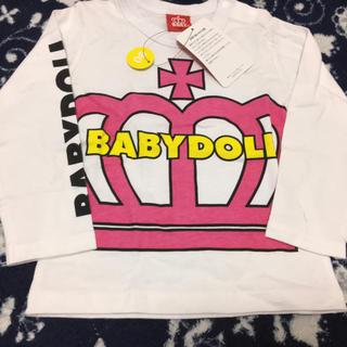 ベビードール(BABYDOLL)の新品♡ベビドロンT 90㎝(Tシャツ/カットソー)