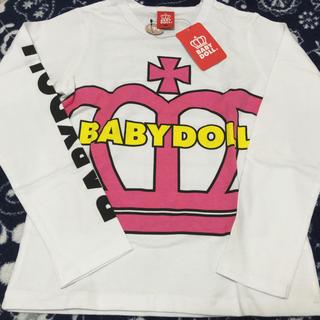 ベビードール(BABYDOLL)の新品♡ベビドロンT 140㎝(Tシャツ/カットソー)
