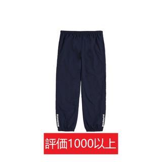 Supreme - Supreme Warm Up Pant 紺L