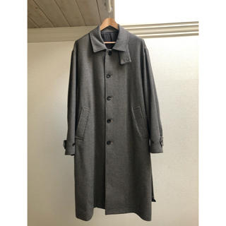 stein 19AW OVERSLEEVE INVESTIGATED COAT