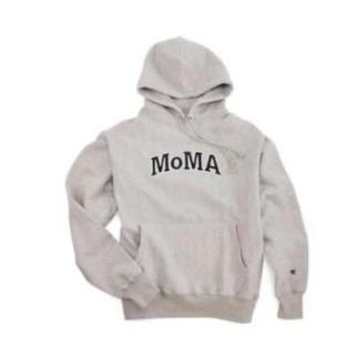Champion - moma chanpion パーカー