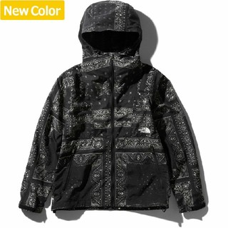 THE NORTH FACE - NPW71535 コンパクトジャケット バンダナ柄