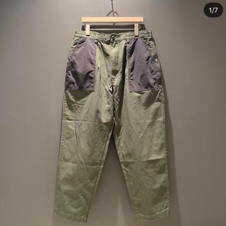 BEAMS - 1階のみ着用 20SS SSZ Gonia Baker Pants