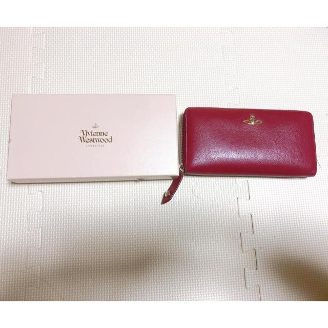 Vivienne Westwood(ヴィヴィアンウエストウッド)の長財布 レディースのファッション小物(財布)の商品写真