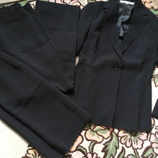 23区 - 23区 スーツ 三点セット ブラック 32