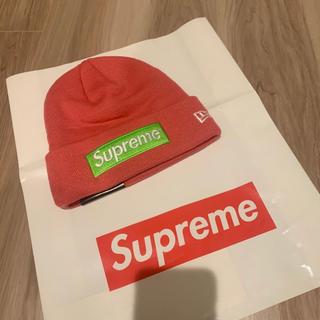 シュプリーム(Supreme)のsupreme シュプリーム ニット帽(ニット帽/ビーニー)