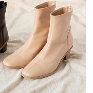 SeaRoomlynn - SeaRoomlynn ☆新品☆Basic leather ショートブーツ