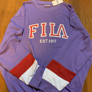 FILA - FILA ロンTシャツ☆ユニセックス