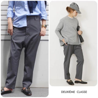 DEUXIEME CLASSE - Deuxieme Classe☺︎ZIGNONE サルエルパンツ 36