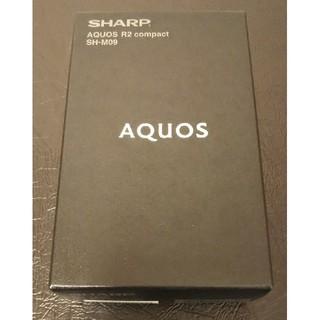 AQUOS - AQUOS R2 compact ブラック
