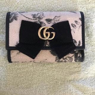Gucci - GUCCI リボンキーケース