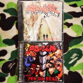 25 TA LIFE CD2枚セット!NYHC(ポップス/ロック(洋楽))
