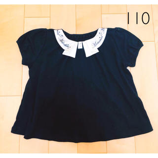 anyFAM - Tシャツ トップス チュニック キッズ 女の子 110 発表会 フォーマル