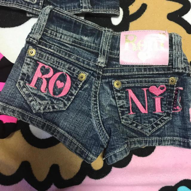 RONI(ロニィ)のRONI♡大人気♡スタッズセットアップ♡ キッズ/ベビー/マタニティのキッズ服女の子用(90cm~)(パンツ/スパッツ)の商品写真