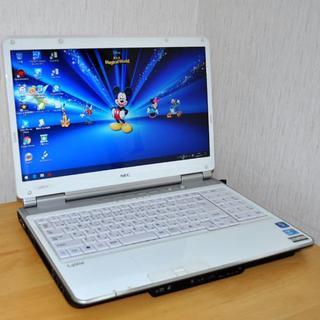 NEC -  ご進学セール!/高速 i5/新品SSD240G/美品/すごい高級感