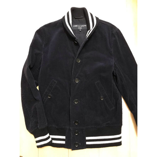 COMME des GARCONS HOMME コーデュロイ スタジャン