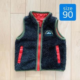 patagonia - 【PEAK CLIMB】ベスト リバーシブル 90 子供服