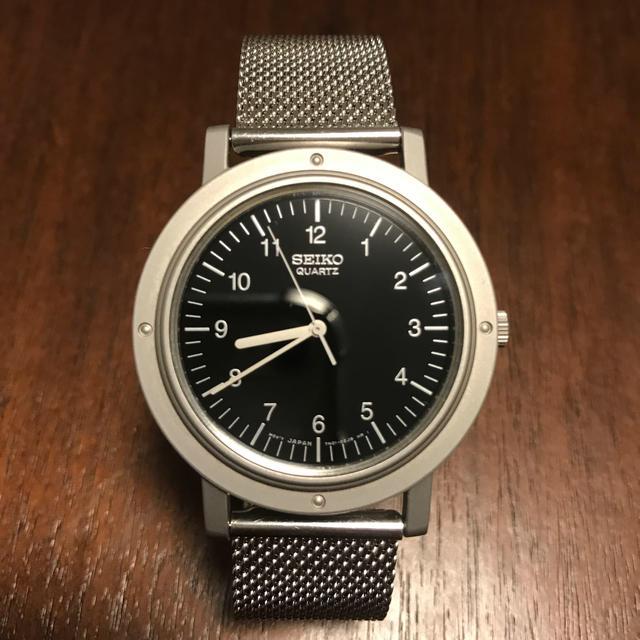 SEIKO(セイコー)のセイコー×ナノユニバース シャリオ メンズの時計(腕時計(アナログ))の商品写真