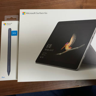 Microsoft - MICROSOFT Surface GO 128g キーボード、ペンセット