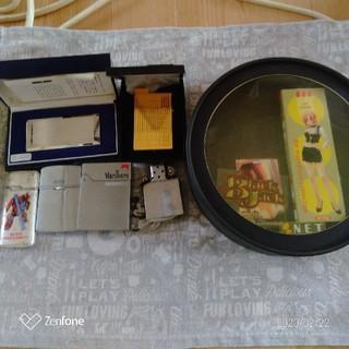 ジッポー(ZIPPO)のまとめ売り 6個 マルボロケータイ灰皿(タバコグッズ)