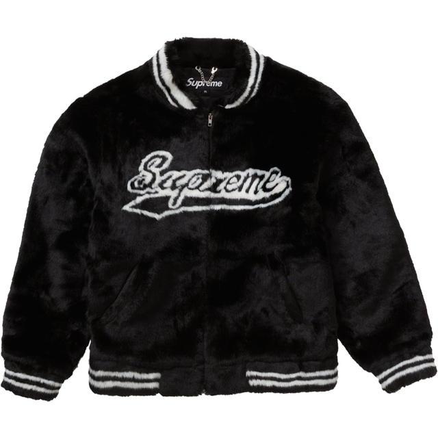 Supreme(シュプリーム)のsupreme faux fur メンズのジャケット/アウター(ダウンジャケット)の商品写真