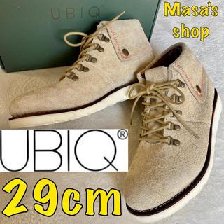 UBIQ - UBIQ ブーツ