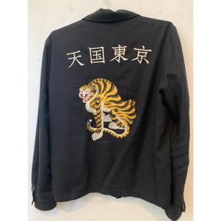 ワコマリア(WACKO MARIA)のワコマリア ベトジャン 虎 刺繍 L 天国東京 (ブルゾン)