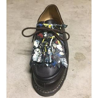 エンダースキーマ(Hender Scheme)のスニーカー、革靴用キルトタン シューレースに通すだけ!(その他)
