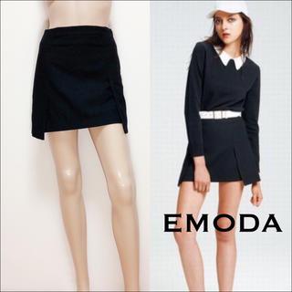 EMODA - EMODA ウール Aライン スカート♡ムルーア GYDA リゼクシー SLY
