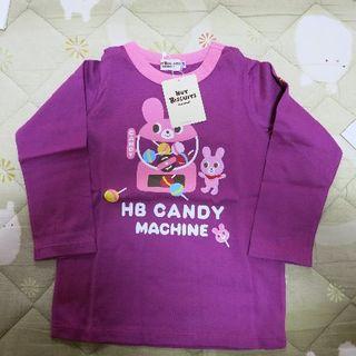 ホットビスケッツ(HOT BISCUITS)のミキハウス ホットビスケッツ Tシャツ 100サイズ(Tシャツ/カットソー)