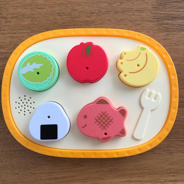こどもちゃれんじ 音 パズル キッズ/ベビー/マタニティのおもちゃ(知育玩具)の商品写真