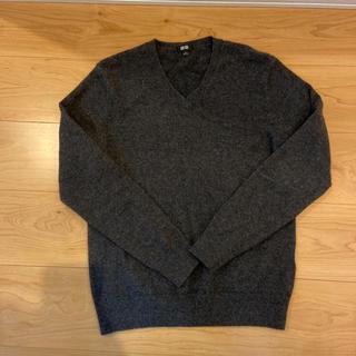 UNIQLO - UNIQLO カシミヤ セーター