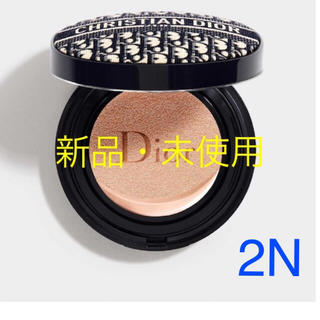 Dior - Dior クッションファンデ 【限定品】新品未開封 2N