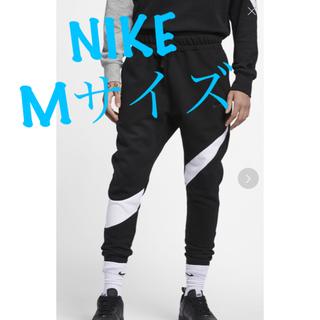 NIKE - NIKE ジャージ パンツ ビッグスウッシュ  スウェットパンツ Mサイズ